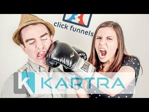 Kartra Vs ClickFunnels Honest Review | Free Traffic Bonus