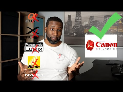 Why I Stick With Canon Despite Their Shortcomings (And Many Others Switching To Other Brands)