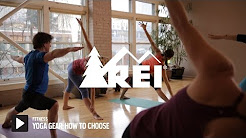 Yoga Gear: How to Choose