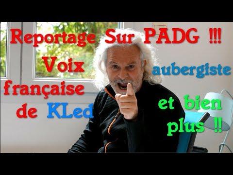 Non Asmr !! Reportage sur Pierre Plain de Garrigue Voix de Kled et bien plus ! (PADG) Part 1