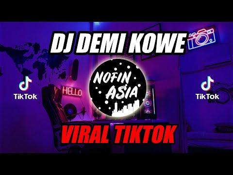 Demi Kowe - Pendhoza (Remix Full Bass Terbaru 2019)