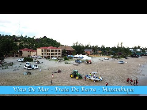Visit Mozambique | Vista Do Mar Lodge Accommodation Praia Da Barra