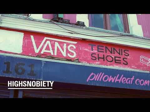 This Store in London Sells Some of the Rarest Vans Sneakers on Earth