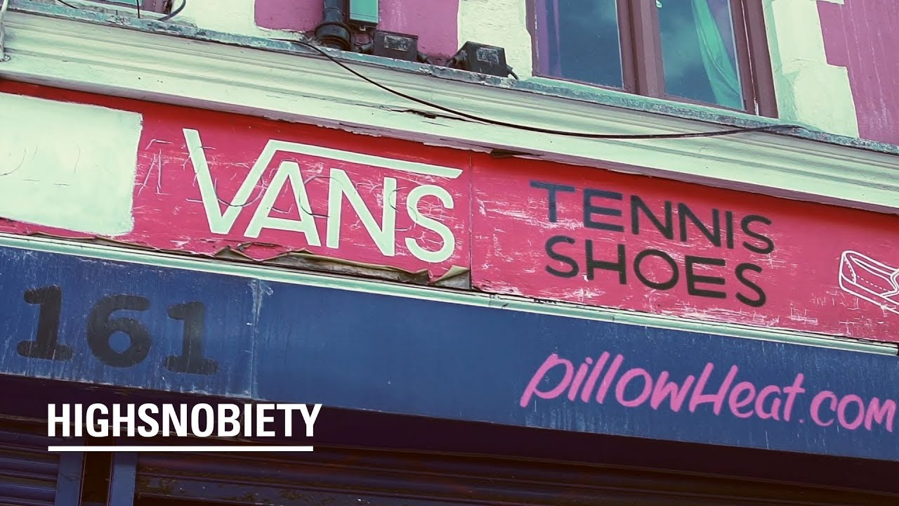 This Store in London Sells Some of the Rarest Vans Sneakers