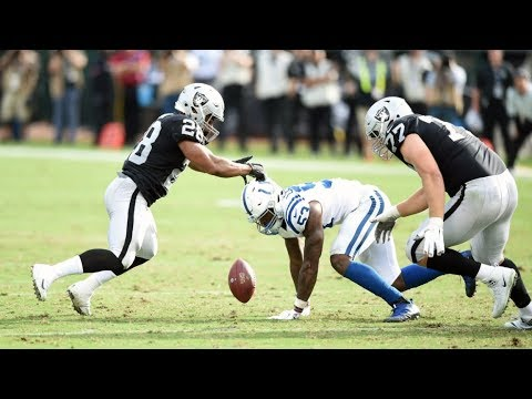 Top 50 Indianapolis Colts Plays of 2018