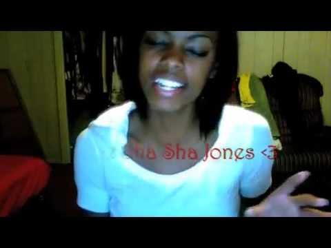 Sha Sha singing Pretty Wings