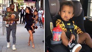 Kim Kardashian & Kanye West's Son : Saint West : 2017