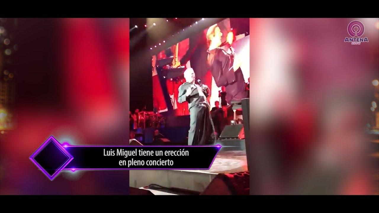 erección durante el concierto 3