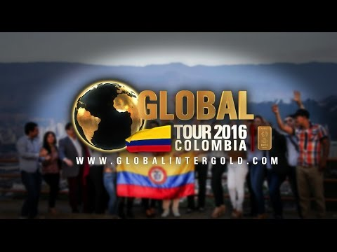 Global Tour 2016 starts its Latin American journey in Colombia!
