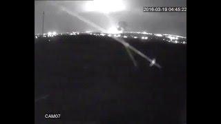 Новое видео авиакатастрофы Boeing-737  в Ростове(https://vk.com/aircrash., 2016-03-21T20:46:27.000Z)