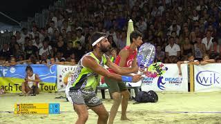 ITF Beach Tennis World Championships 2018 - Mens Final (full)