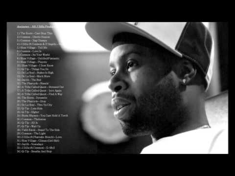 deejaysee - All J Dilla Produced Mix