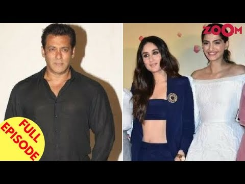 Salman Keeps The Climax Of 'Race 3' A Secret? | Sonam's Take On Catfight Rumours With Kareena & More