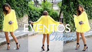 ESPECIAL EVENTOS | P. 1: Outfits | Trendy Taste