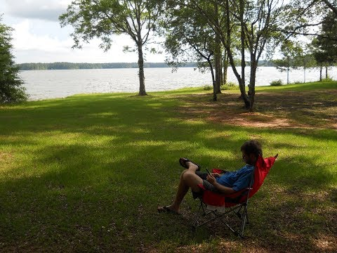 Holiday Campground West Point Lake Army Corps of Engineers La Grange GA
