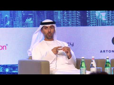 Interview with H.E. Suhail Al Mazrouei - Bloomberg Businessweek Middle East Global Leaders Forum