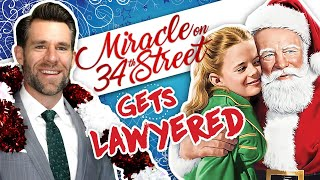 Real Lawyer Reacts to Miracle on 34th Street
