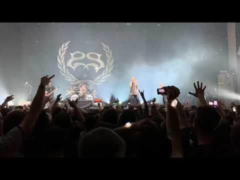 Stone Sour- Made of Scars (Moscow 2018)
