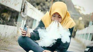 Download Video Keren Cewek Cantik Ber Jilbab Jago Main Vape Keren MP3 3GP MP4