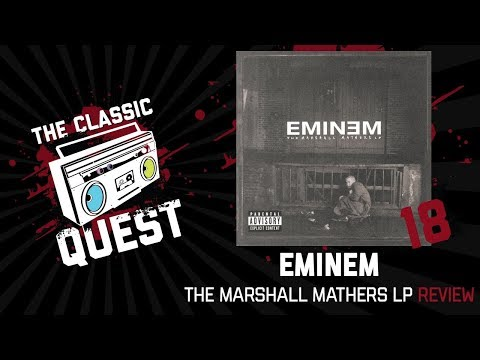 Eminem - The Marshall Mathers LP Review