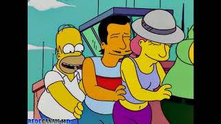Os Simpsons vão para o Brasil