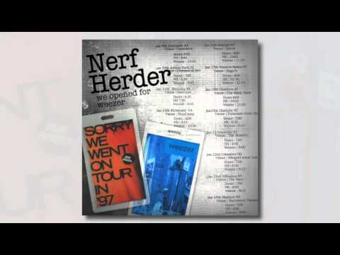 We Opened For Weezer - Nerf Herder