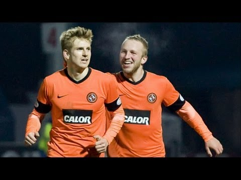 Ross County 1-2 Dundee United, 24/11/2012