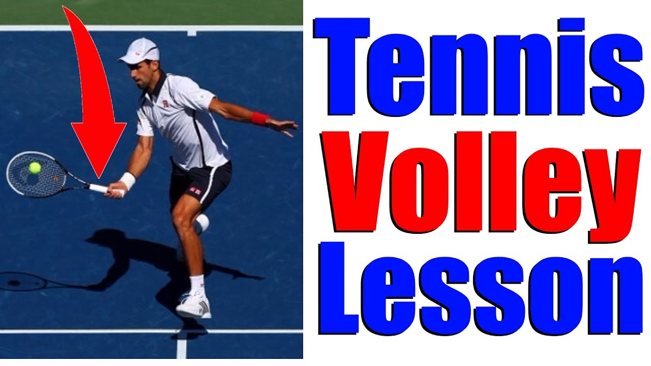 Download How To Hit Perfect Tennis Volleys In 3 Steps