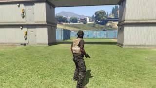 GTA 5 Online PC 1v1 Hacker RNG (King Fancy VS Hacker RNG)