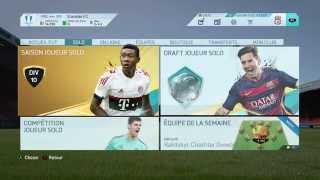 FIFA 16 | FIFA Ultimate Team | Test du mode Saison en Ligne