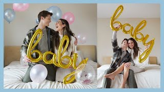 Download lagu We're having a BABY! Pregnancy Announcement Photoshoot   The Herbert's