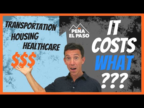 What's the Cost of Living in El Paso Texas? [2020]