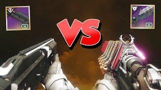 Threat Level VS EP Shotgun!