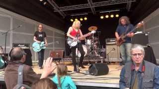 Bettie Serveert Palomine Live Amsterdam Vondelpark Openluchttheater June 16 2013