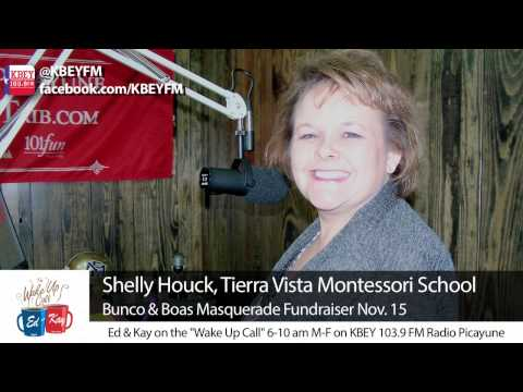 Shelly Houck, Tierra vista Montessori School | KBEY 103.9 FM Studio Interview