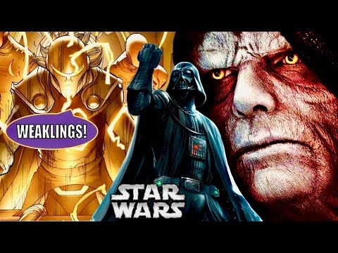 Why Lord Momin Believed the Rule of Two Made the Sith Order WEAK!