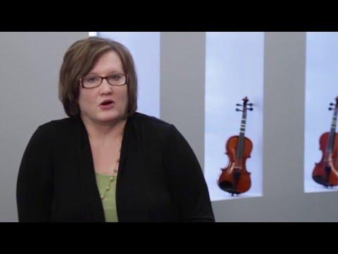2016 Nebraska Governor's Arts Awardee - Ruth Meints