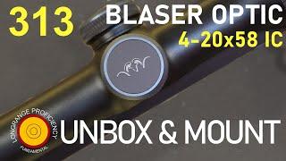 Longrange blog 313: Blaser 4-20x58 IC