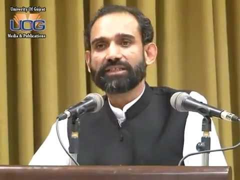 Dr.Tahir Hameed Tanoli (Markazi Nazim Reserch) Speach in Seminar at Iqbal Day