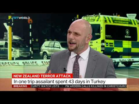 New Zealand mosque suspect travelled to Turkey multiple times