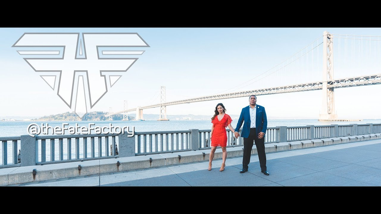 Sarah & Chris - Cupids Span SF Proposal - Highlight Film - Sony a7Riii, DJI Mavic Air