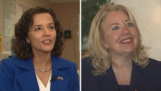 VIDEO: Democrats thinking upset in CD8