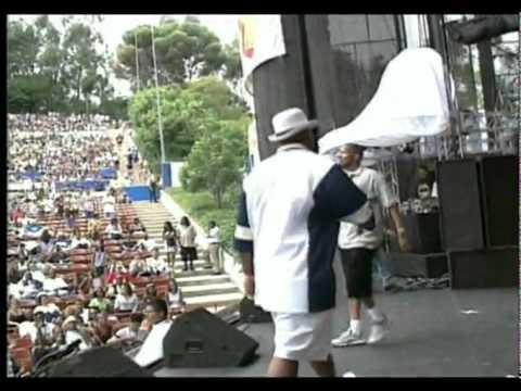 Warren G & Nate Dogg Live @ 92.3 The Beat's No Color Lines Summer Jam Festival, 1997 Pt.2