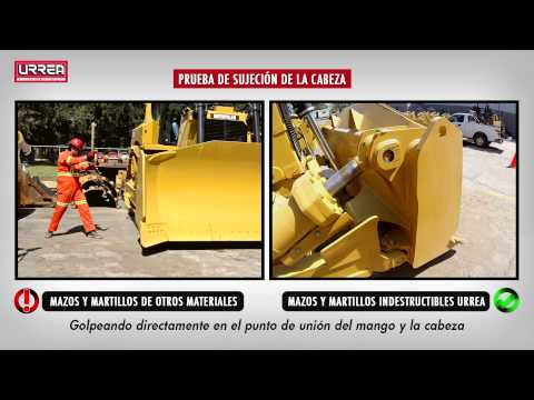 Martillos y Marros Indestructibles Urrea URREA México