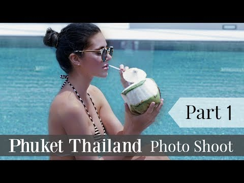Phuket Thailand | Model Vlog Part 1 | Maria Maria