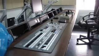 производство режиссерских и инженерных аппаратных 3(Начальная стадия сборки режиссерских и инженерных аппаратных студий Киев, АСБ-2 для телеканала 1+1 Производ..., 2013-04-05T17:26:50.000Z)