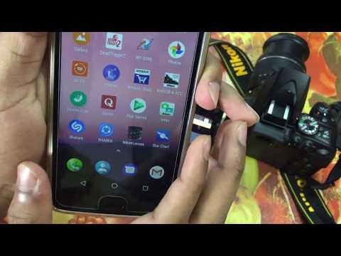 484) [Hindi] Nikon DSLR ko kaise smartphone se wifi dwara connect karein?