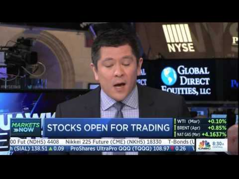 CNBC Opening Bell February 20, 2015