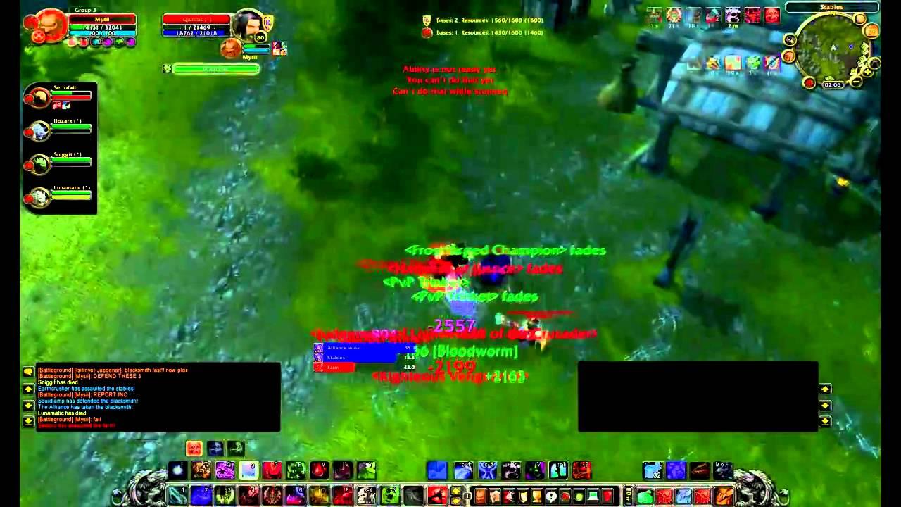 Armor penetration death knight