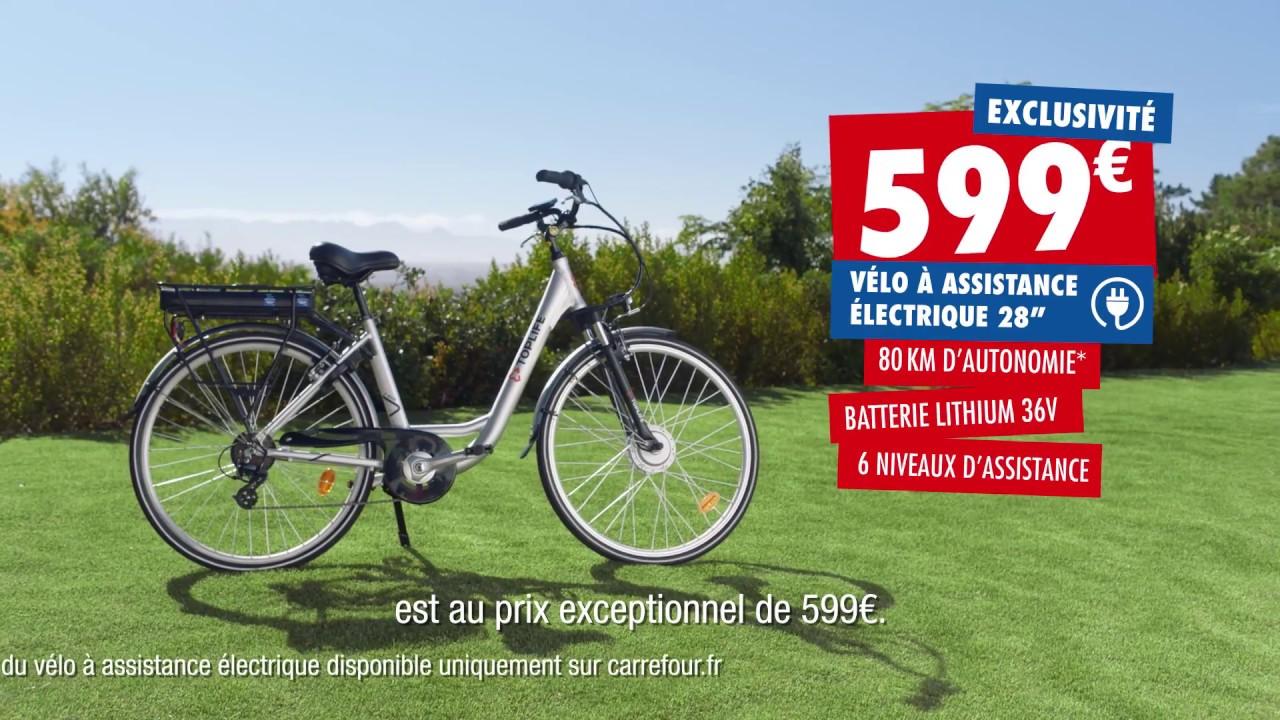 Carrefour Info Électrique – Vélo Pinel PkOXiZu